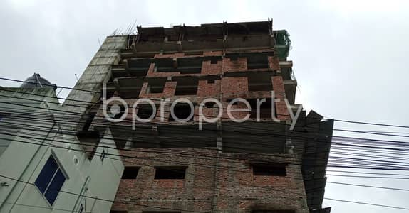 Apartment for Rent in 7 No. West Sholoshohor Ward, Chattogram - Check This 1320 Sq. Ft. Commercial Space Located In 7 No. West Sholoshohor Ward Vacant For Rent