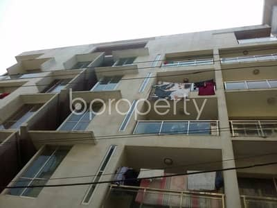 A well-constructed 1830 SQ FT flat is ready to Rent in Khulshi, Road No 2