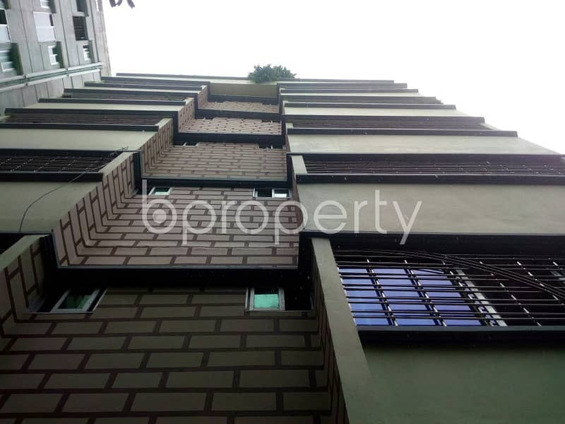 900 Sq Ft Apartment For Rent In South Khulshi Nearby South Khulshi Jame Moshjid.