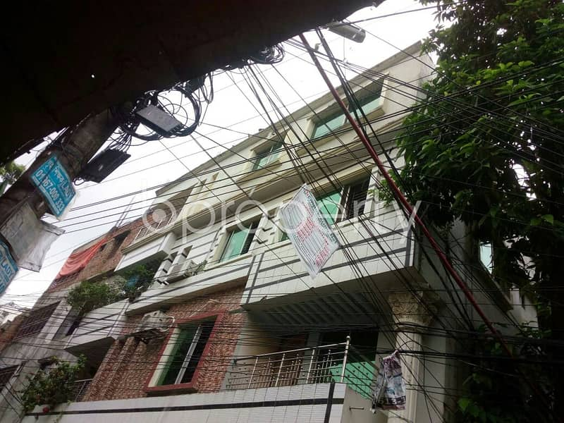 1400 Sq Ft Flat For Rent In South Khulshi R/a Nearby South Khulshi Jame Moshjid.