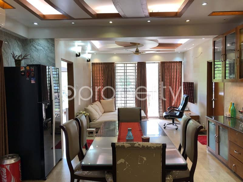 Attractive Apartment for Sale in Bashundhara R-A near North South University