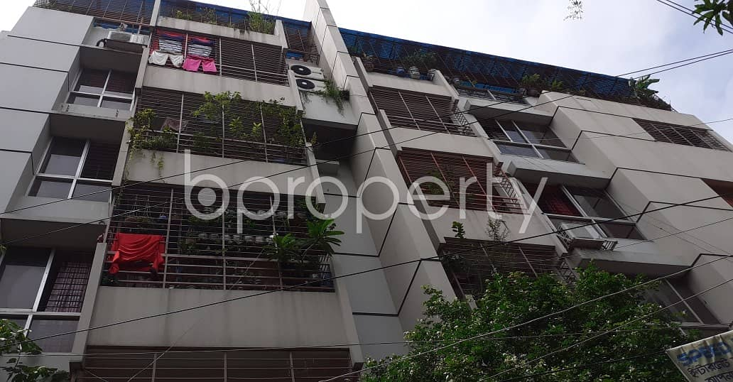 Start Your New Home, In This 1250 Sq. Ft Flat For Rent In Kalabagan , Near Kolabagan Government Quarter Jame Mosque.