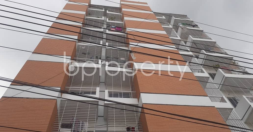 1010 Sq. ft Apartment For Sale Close To Mollartek Udayan School And College.