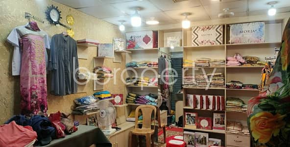 Shop for Rent in Dhanmondi, Dhaka - At Dhanmondi, Satmasjid Road, 120 Sq Ft Well Fitted Shop Is ready To Rent