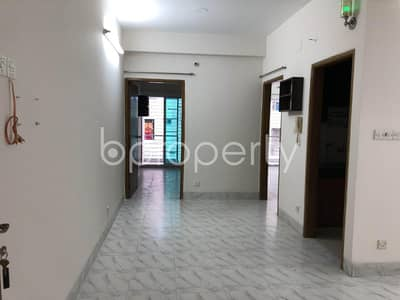 3 Bedroom Flat for Sale in Bashundhara R-A, Dhaka - Nice 1125 Sq Ft Flat Is Available For Sale In Bashundhara R-A, Block F