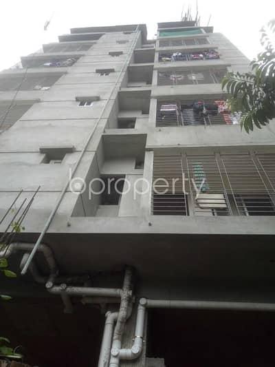 ভাড়ার জন্য BAYUT_ONLYএর অ্যাপার্টমেন্ট - বাড্ডা, ঢাকা - A Decent 800 Sq Ft Flat Which Is Now For Rent In Shahjadpur