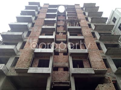 3 Bedroom Apartment for Sale in Uttara, Dhaka - Grab This Lovely Flat Of 1500 Sq Ft Is Up For Sale In Uttara Before It's Sold Out