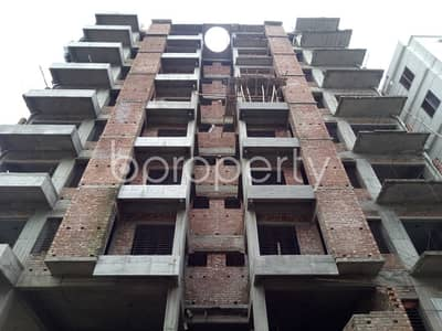 3 Bedroom Apartment for Sale in Uttara, Dhaka - In A Mind-blowing Location Of Uttara, 1500 Sq Ft An Apartment Is Up For Sale