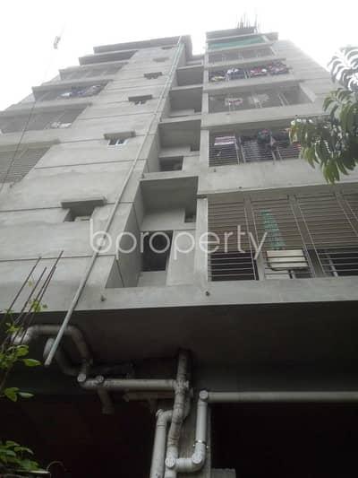 ভাড়ার জন্য BAYUT_ONLYএর ফ্ল্যাট - বাড্ডা, ঢাকা - A 500 Sq. Ft. Living Quarters Is Unoccupied For Rent By Owner Accessible In Shahjadpur, Badda
