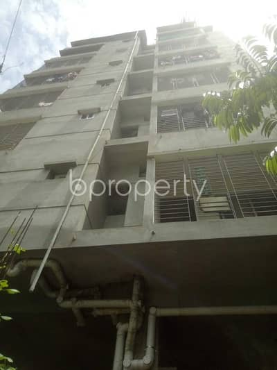 ভাড়ার জন্য BAYUT_ONLYএর ফ্ল্যাট - বাড্ডা, ঢাকা - 500 SQ FT flat is now to rent which is in Shahjadpur