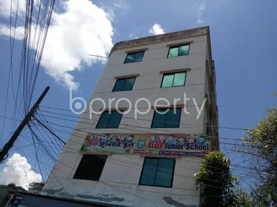 Apartment for Rent in Halishahar, Chattogram - Near Halishahar Housing Estate High School This Large 1400 Sq. ft Commercial Space Is For Rent