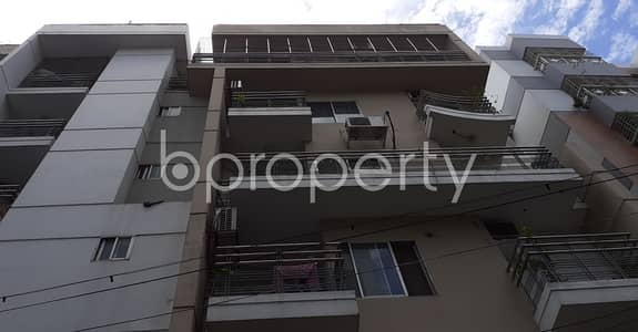 1350 Sq. Ft Flat For Rent Covering A Beautiful Area In Kalabagan Nearby Lake Circus Girls' High School