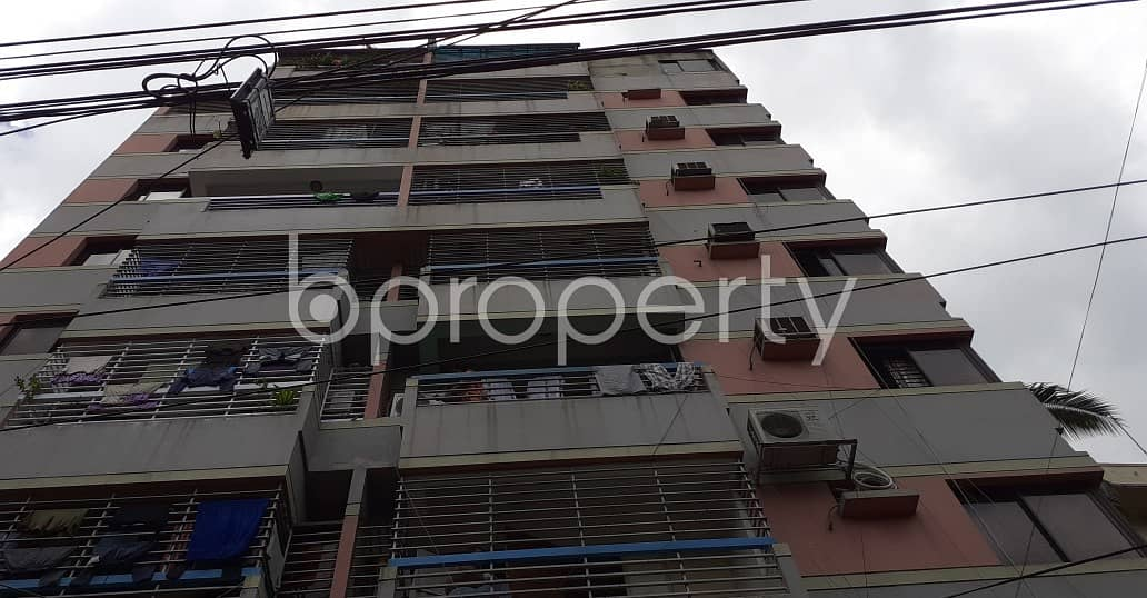 3 Bedroom Nice Flat In Kalabagan Is Now For Rent Nearby Lake Circus Girls' High School