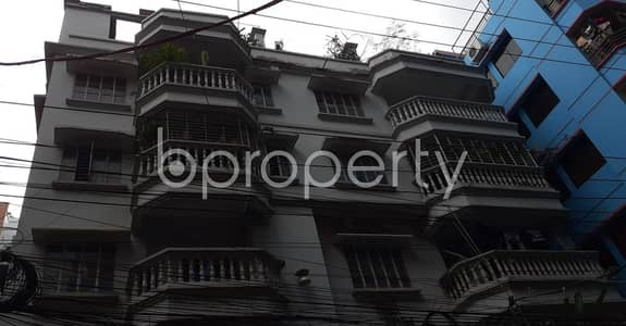 1 Bedroom Flat for Rent in Kalabagan, Dhaka - For Rental Purpose This Reasonable 1 Bedroom Flat Is Now Available Near Lake Circus Girls' High School.