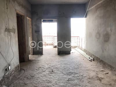 Well Structured Flat For Sale In Turag, Near Turag River