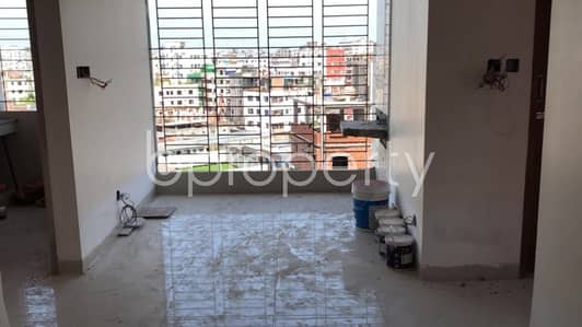 3 Bedroom Apartment for Sale in Dakshin Khan, Dhaka - Properly Constructed Flat Is Up For Sale In Dakshin Khan Near Masjide Nur Jame Masjid
