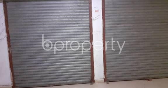 Shop for Sale in 22 No. Enayet Bazaar Ward, Chattogram - A 220 Square Feet Commercial Shop Up For Sale At Nandan Kanan Close To Premier Bank Limited