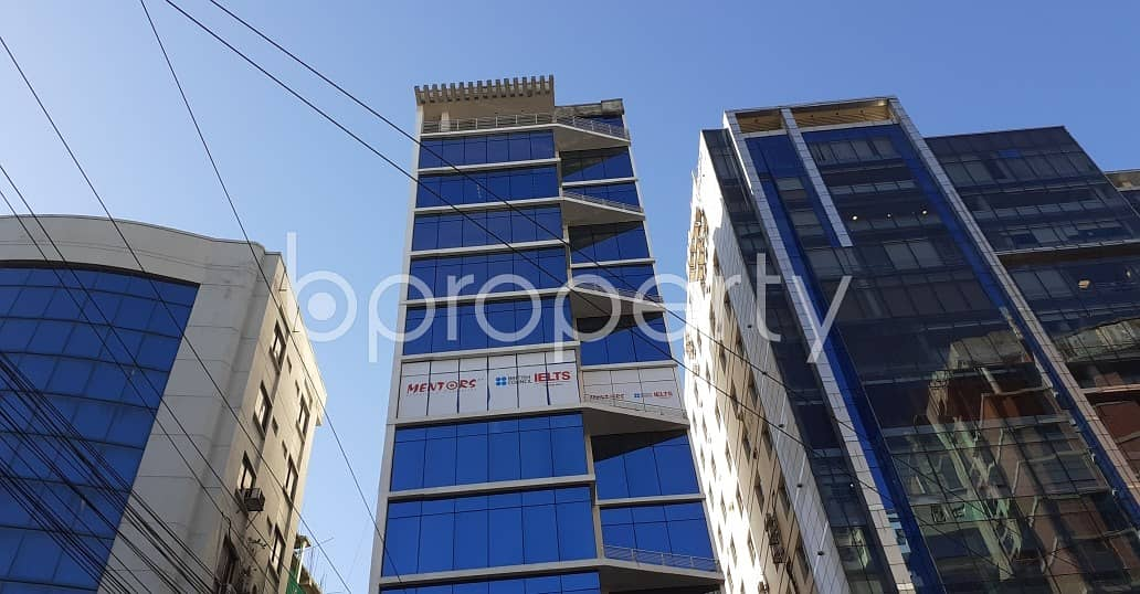 1136 Sq Ft Office Is Up For Sale In Kalabagan Near To Square Hospitals