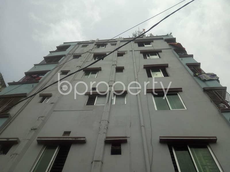 A Comfortable Flat For Rent In Jagannathpur Near Baitul Aman Mousque