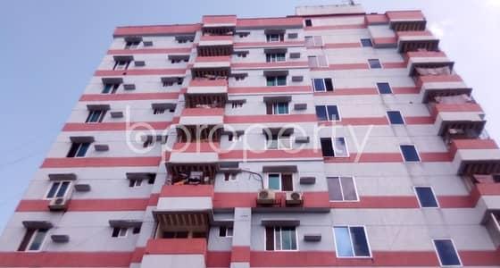 বিক্রয়ের জন্য BAYUT_ONLYএর ফ্ল্যাট - খাসদবির, সিলেট - We Have A 1545 Sq. Ft Flat For Sale In Khasdabir Nearby Boro Bazar Jameya Moshid