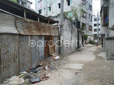 Plot for Sale in Rampura, Dhaka - 2184 SQ FT plot is available for sale in West Rampura