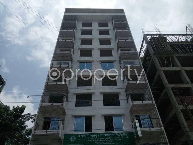 2300 Sq. ft Large Ready Commercial Office For Rent In Aftab Nagar Main Road.