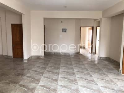 An Apartment Is Ready For Rent At Bashundhara R-A, Near Ebenzer International School
