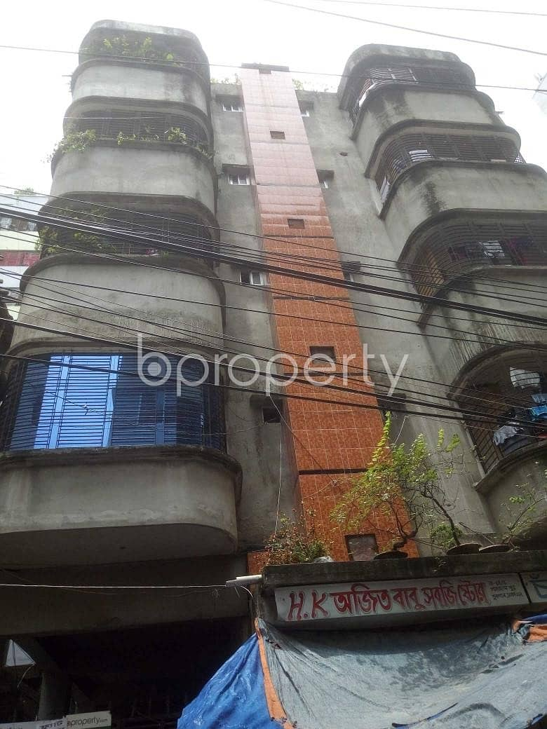 At Shahjadpur 2100 Square Feet Residential Apartment For Sale