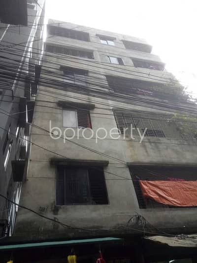 In Badda, Shahjadpur, 600 SQ FT flat is available to rent