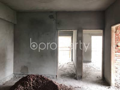 3 Bedroom Apartment for Sale in Aftab Nagar, Dhaka - Brand New Flat For Sale Close To East West University At Aftab Nagar