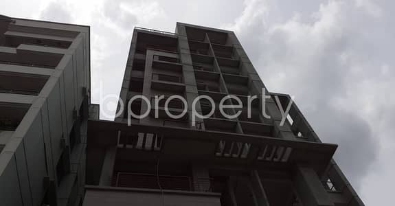 3 Bedroom Flat for Sale in Lalmatia, Dhaka - Strongly Structured This 1639 Sq. Ft Apartment Is Now Vacant For Sale In Lalmatia Very Near To Lalmatia Housing Society School and College.