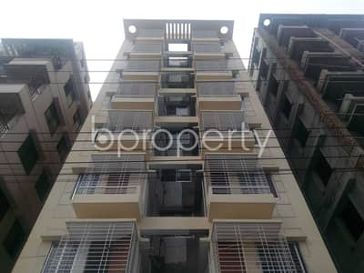 3 Bedroom Apartment for Sale in Aftab Nagar, Dhaka - A Beautiful 1650 Sq. Ft Apartment For Sale Is All Set For You In Aftab Nagar Nearby Baitullah Jame Mosque