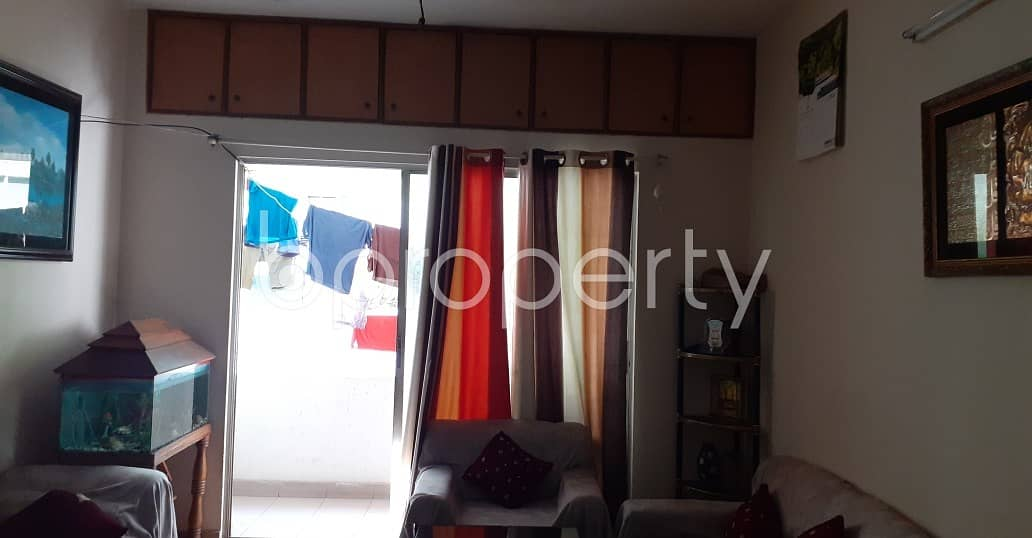 Visit This Apartment For Sale In Adabor Near CREST International School & College
