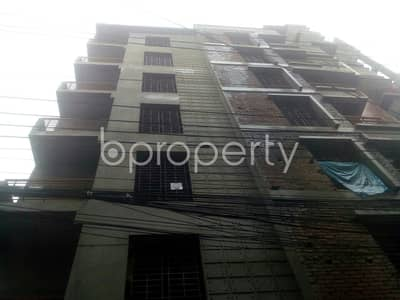 3 Bedroom Apartment for Sale in Badda, Dhaka - This 1230 Square Feet Flat In Merul Badda Road With A Convenient Price Is Up For Sale