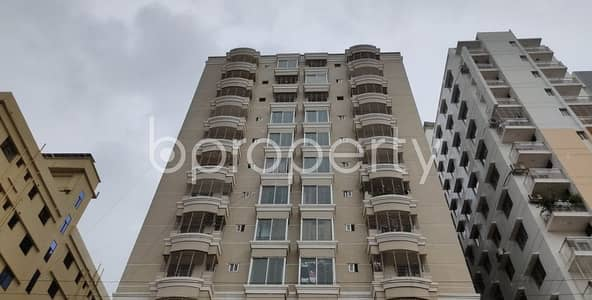 3 Bedroom Apartment for Rent in Double Mooring, Chattogram - Check This Spacious 1400 Sq. Ft Apartment Up For Rent At Double Mooring Very Near To Social Islami Bank Limited