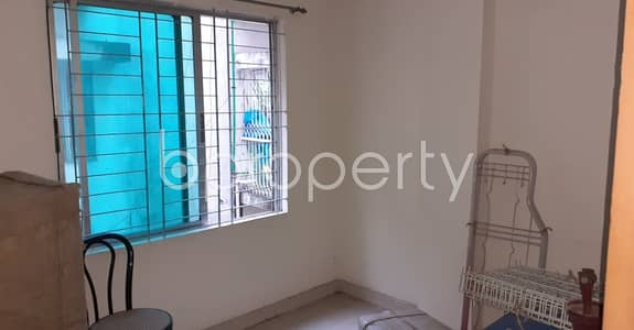 3 Bedroom Apartment for Rent in New Market, Dhaka - A Well-constructed 1150 Sq Ft Apartment Is For Rent In New Market