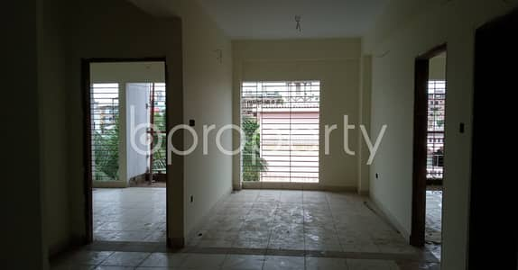 3 Bedroom Apartment for Sale in Bakalia, Chattogram - Well Organised Flat Of 1435 Sq Ft Is Vacant For Sale In Kalamia Bazar