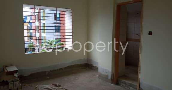 3 Bedroom Apartment for Sale in Bakalia, Chattogram - Start A New Home, In This, 1325 Sq Ft Flat For Sale In Kalamia Bazar