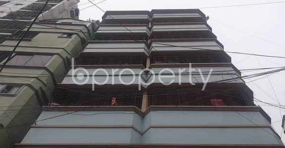 2 Bedroom Apartment for Rent in New Market, Dhaka - Check This Nice 600 Sq. Ft. Flat For Rent At New Market Nearby Katabon Dhal Jame Masjid