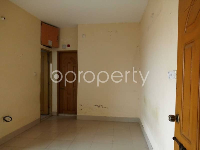 An Aesthetic Apartment Of 1550 Sq Ft Is Ready To Rent In Sugandha R/a
