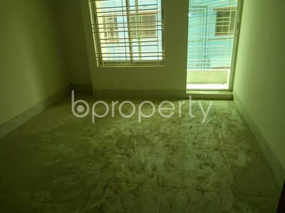 3 Bedroom Flat for Sale in Mirpur, Dhaka - Beautiful And Well-constructed 1300 Sq Ft Flat Is Ready To Sale At West Kazipara