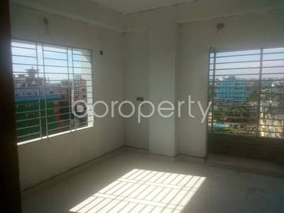 2 Bedroom Flat for Sale in 4 No Chandgaon Ward, Chattogram - Beautiful And Well-constructed 1150 Sq Ft Flat Is Ready To Sale At North Forida Para