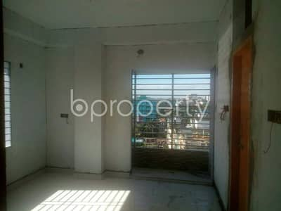 2 Bedroom Flat for Sale in 4 No Chandgaon Ward, Chattogram - Have A Look At This 1200 Sq Ft Apartment Which Is Up For Sale Located At North Forida Para