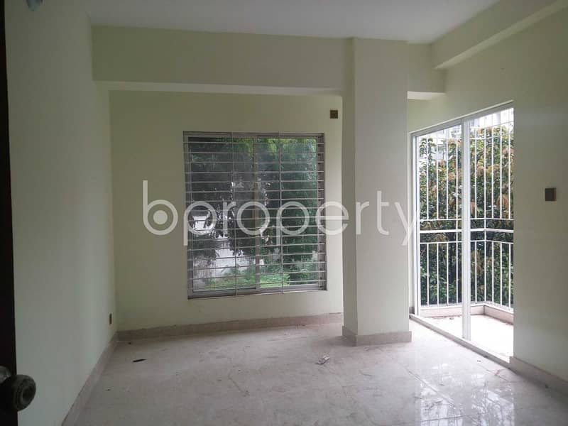 Worthy 1550 Sq Ft Residential Apartment Is For Rent At Panchlaish