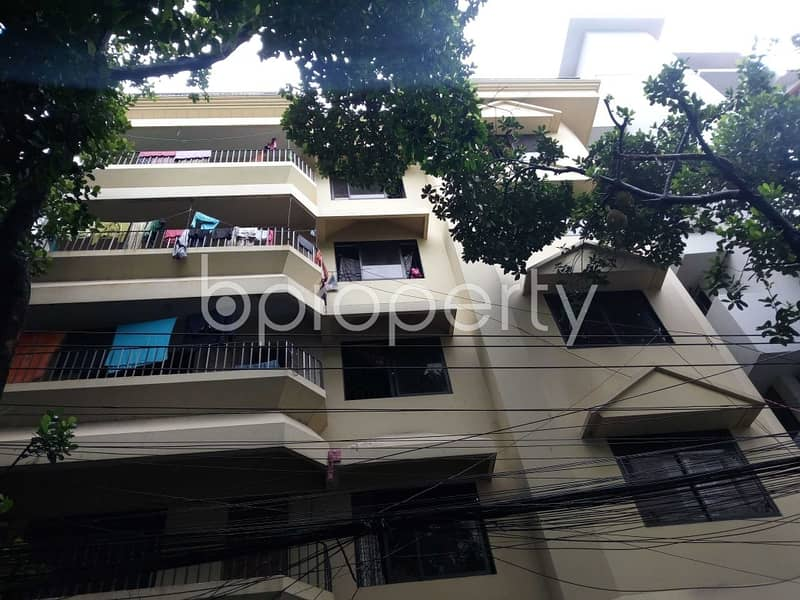 Worthy 1350 Sq Ft Residential Apartment Is For Rent At Block D, Sugandha R/a