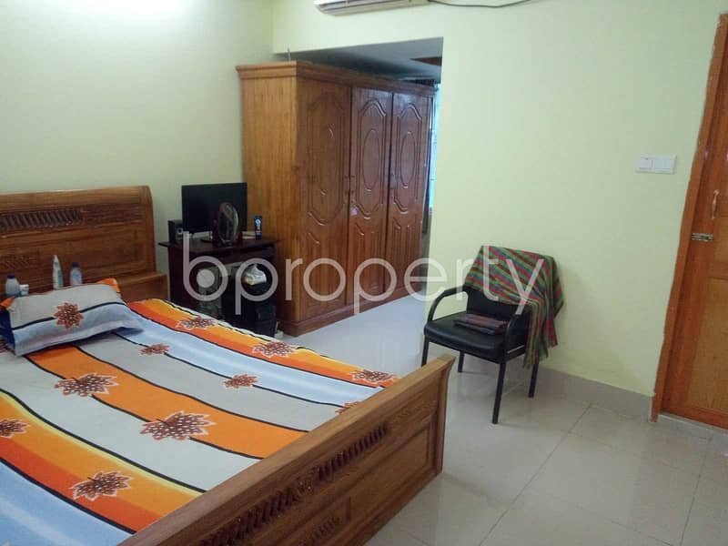 Meet With A Fascinating Ready Flat Of 1306 Sq Ft For Sale In Shahid Nagar, Lalbagh