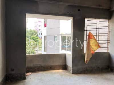 2 Bedroom Flat for Sale in Mirpur, Dhaka - Visit This Apartment For Sale In East Kazipara Near Itkhula Baitul Aman jaamia Masjid