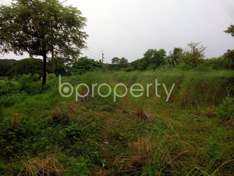 3.03 Katha Plot Is For Sale In Keraniganj