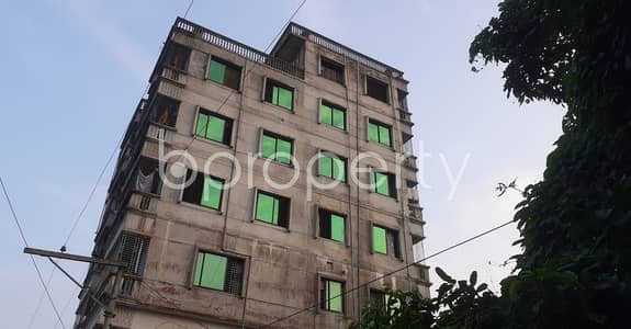 2 Bedroom Flat for Rent in Gazipur Sadar Upazila, Gazipur - A Moderate 600 Sq Ft Flat Is Available For Rent At Gazipur Sadar Upazila