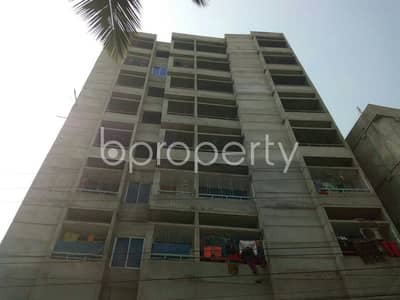 3 Bedroom Flat for Sale in Ashoktala, Cumilla - A 1400 Sq. Ft Apartment Is Vacant For Sale In Ashoktala Near To Ranir Bazar Jame Masjid.